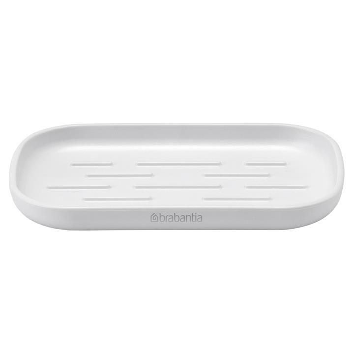 Brabantia Bathroom Soap Dish, White
