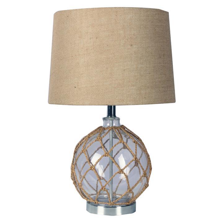 Yamba Glass Base Table Lamp