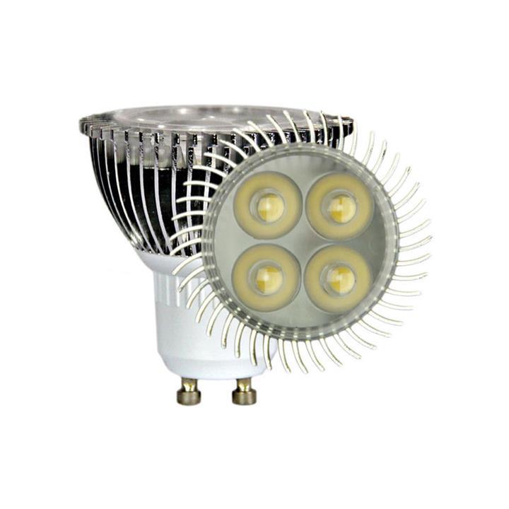 Allume 45° Dimmable LED Globe, GU10, 5000K