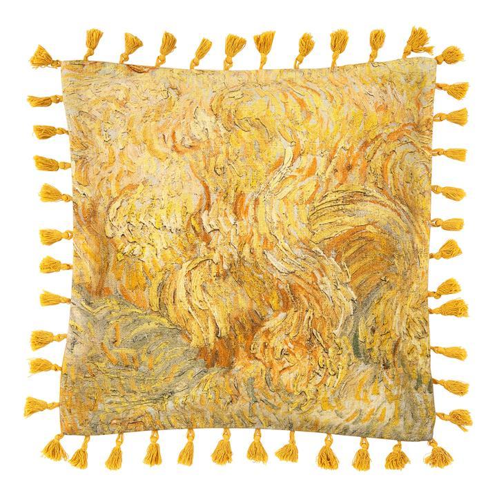 Beddinghouse Van Gogh Wheatfield Cotton Scatter Cushion