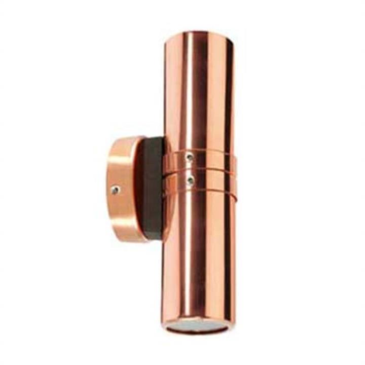 Bondi Copper IP54 Outdoor LED Wall Light, 240V