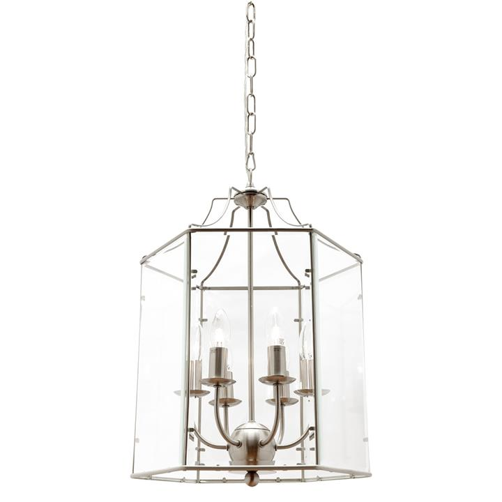 Arcadia 6 Light Metal Pendant Light
