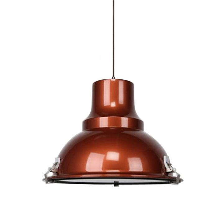 Aeolus Pendant Light - Pearl Copper