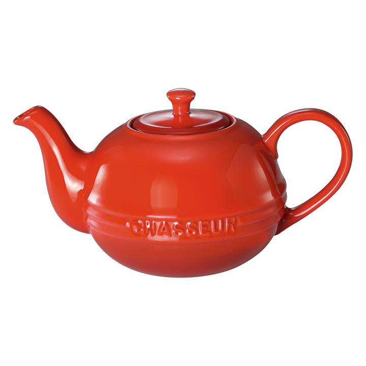 Chasseur La Cuisson Teapot - Red
