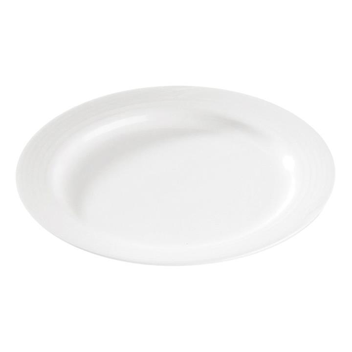 Noritake Arctic White Fine China Entree Plate
