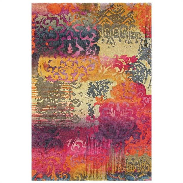 Brink and Campman Holograph Bohemian Wool and Tencel Rug, 230x170cm