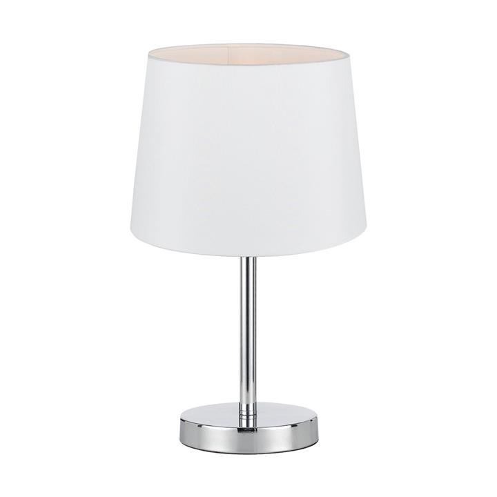 Adam Table Lamp, White