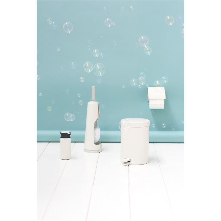 Brabantia Toilet Brush  Holder, White