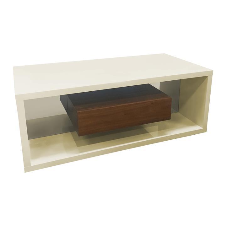 Eva Coffee Table, 120cm, Beige