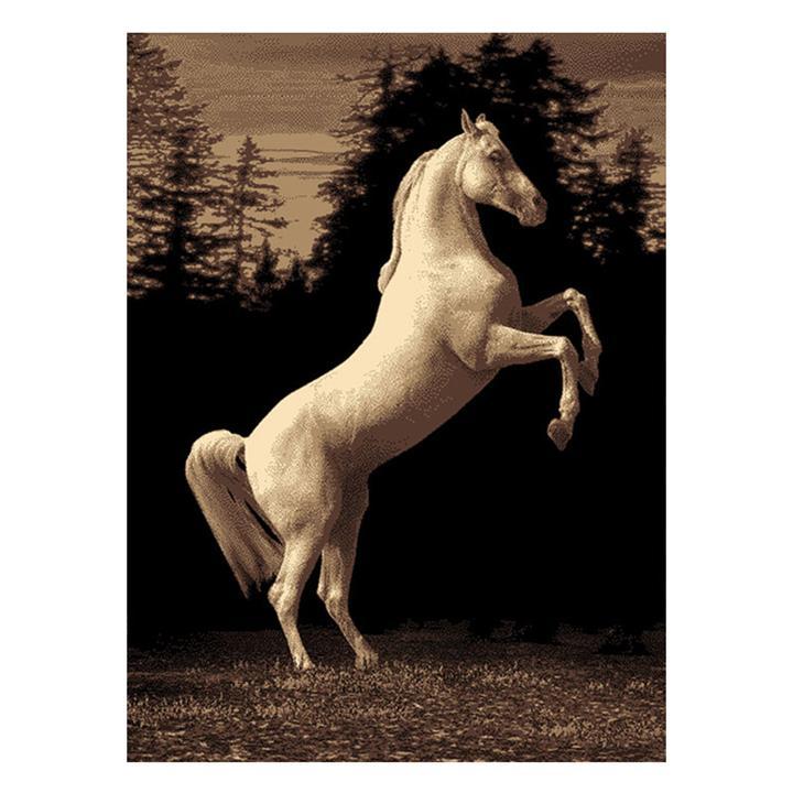 Legacy Horse Modern Rug/Wall Art, 160x230cm