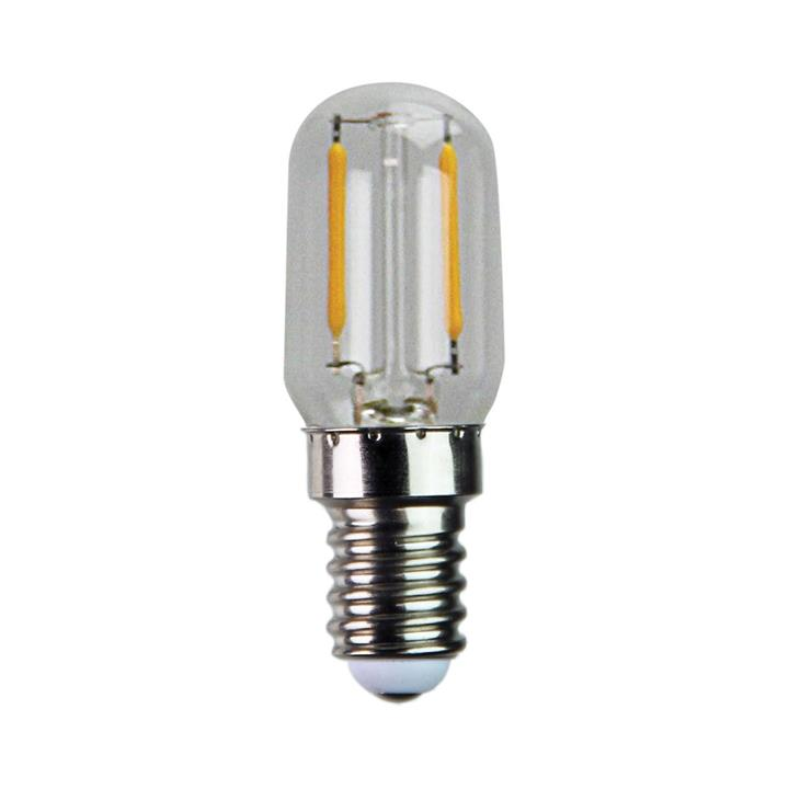 Allume Dimmable LED Filament Pilot Globe, E14, 2700K, T20 Shape