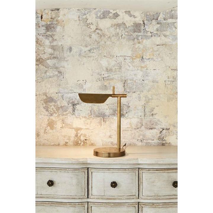 Antigua Metal Desk Lamp