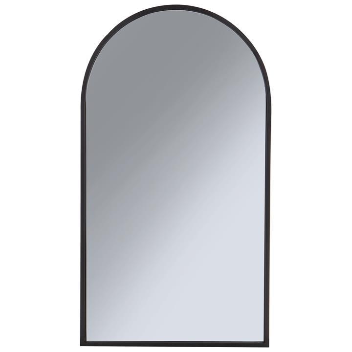 Acton Metal Frame Wall Mirror, 90cm