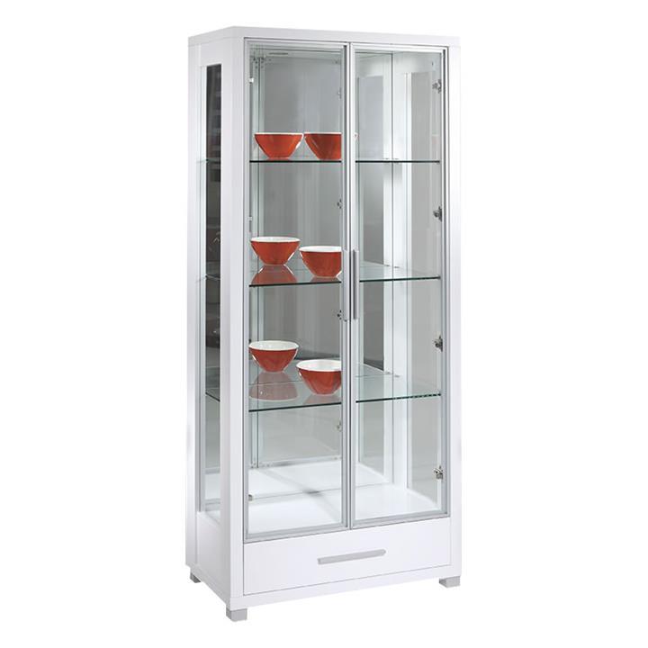 Belgium 2 Door Display Cabinet