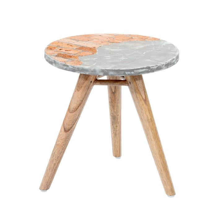 Brickon Fynn Round Side Table