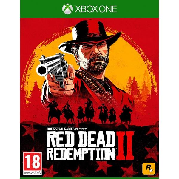 Image of Red Dead Redemption 2 Xbox One Game