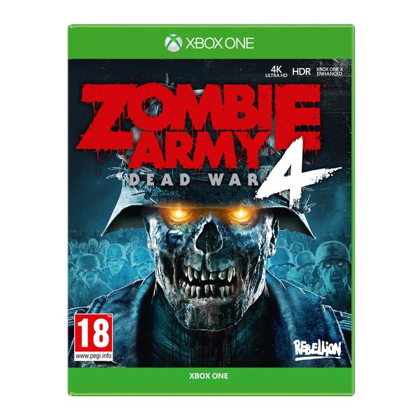 Image of Zombie Army 4 Dead War Xbox One Game