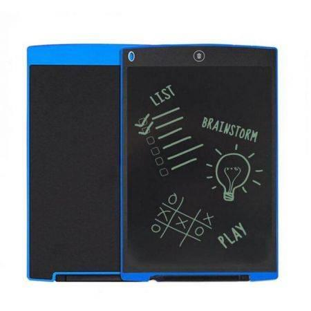 """Image of 12"""" LCD Handwriting Pads Portable Electronic Tablet Board with Pen For Home Office"""