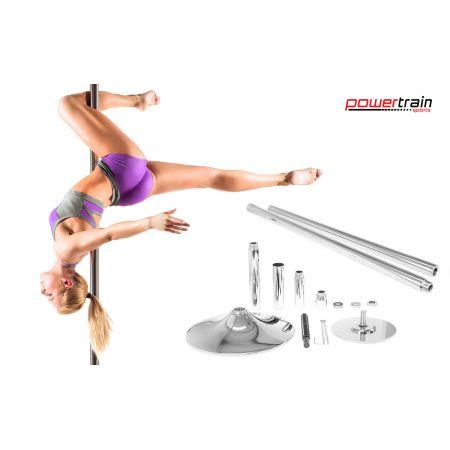 Image of Home Portable Spinning Static Dance Pole