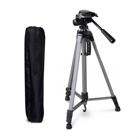 Image of 1.45M Professional Camera & Phone Tripod