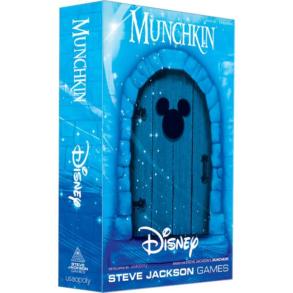 Image of Munchkin: Disney Card Game