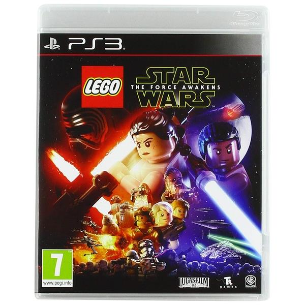 Image of Lego Star Wars The Force Awakens PS3 Game