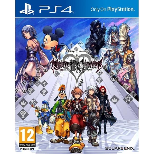 Image of Kingdom Hearts HD 2.8 Final Chapter Prologue PS4 Game