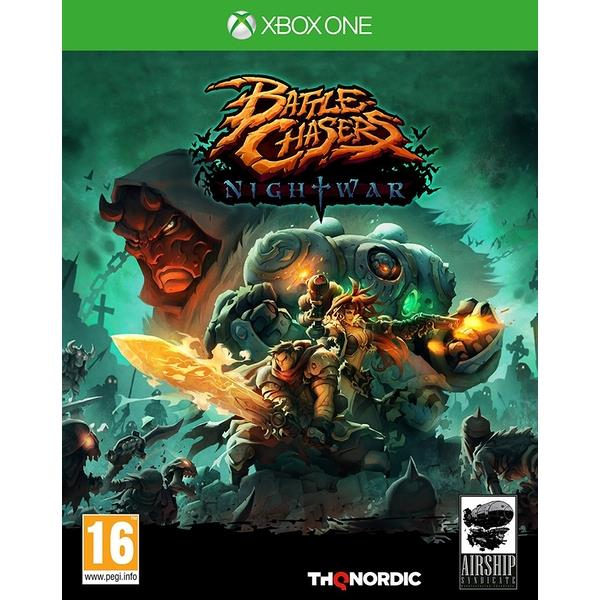 Image of Battle Chasers Nightwar Xbox One Game