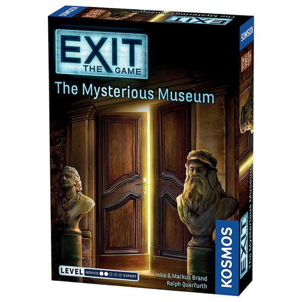 Image of Exit: The Mysterious Museum Board Game