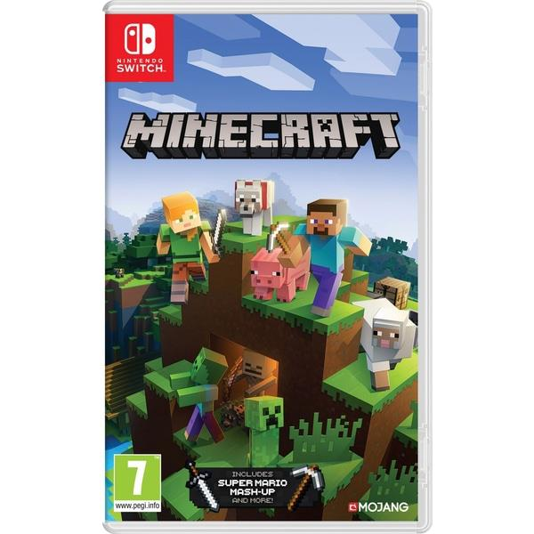 Image of Minecraft Nintendo Switch Game
