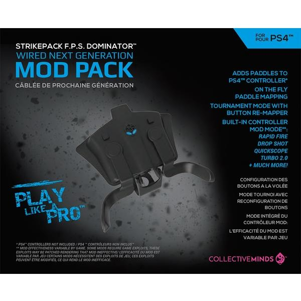Image of Strike Pack Fps Dominator For PS4 Controllers