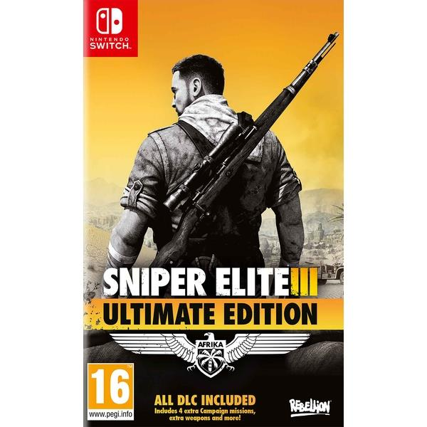 Image of Sniper Elite 3 Ultimate Edition Nintendo Switch Game