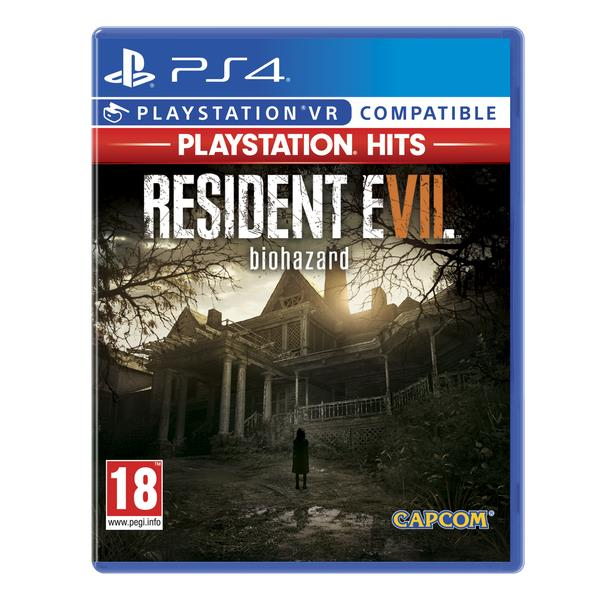 Image of Resident Evil 7 Biohazard PS4 Game (psvr Compatible) (playstation Hits
