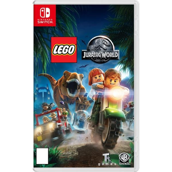 Image of Lego Jurassic World Nintendo Switch Game