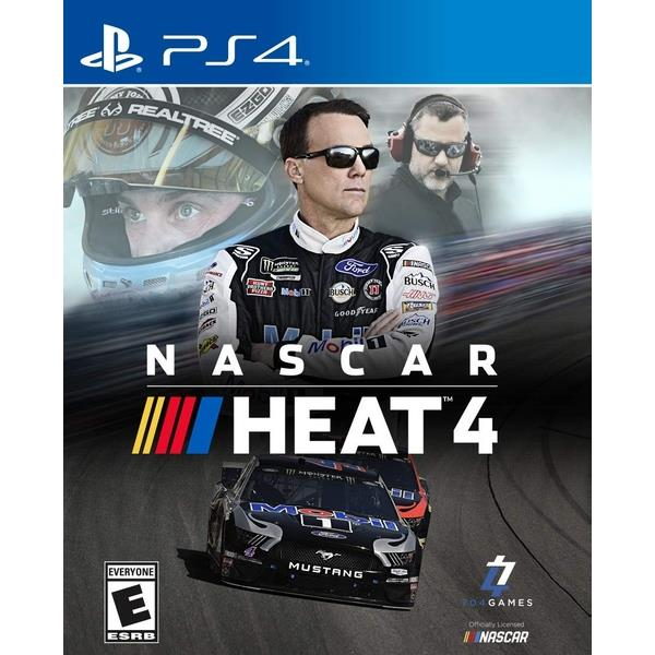 Image of Nascar Heat 4 PS4 Game