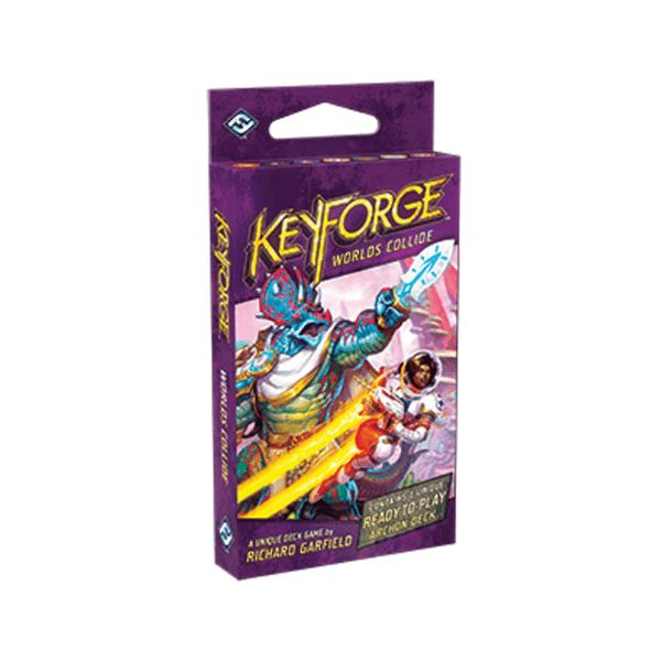 Image of Keyforge Worlds Collide - Archon Deck