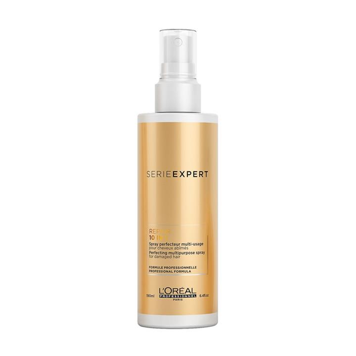 Image of L'Oreal Serie Expert Absolut Repair Gold 10 In 1 Spray 190ml