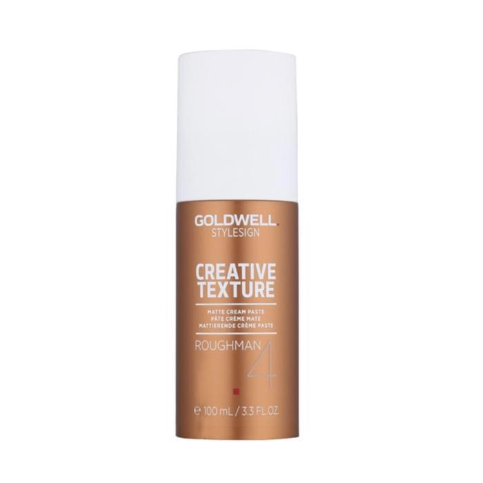 Image of Goldwell Stylesign Creative Texture Roughman Matte Cream Paste 100ml