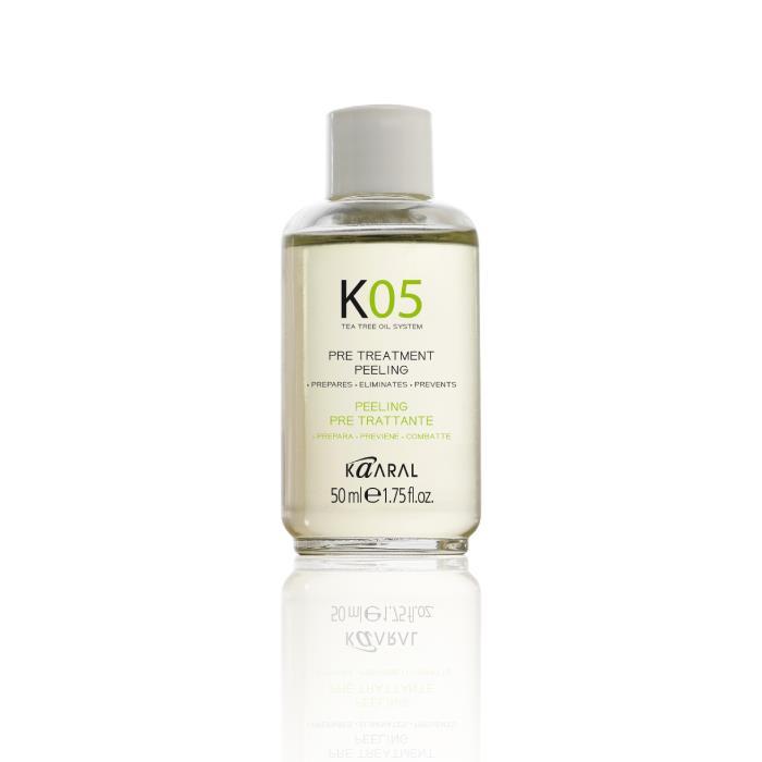 Image of Kaaral K05 Anti-Dandruff Pre Treatment Peeling 50ml