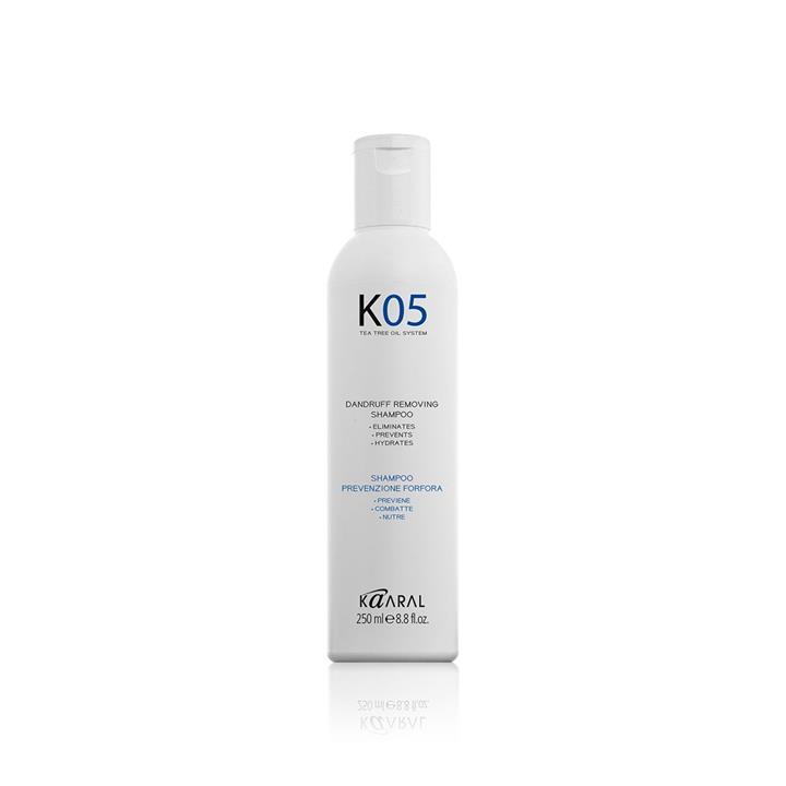 Image of Kaaral K05 Anti-Dandruff Dandruff Removing Shampoo 250ml