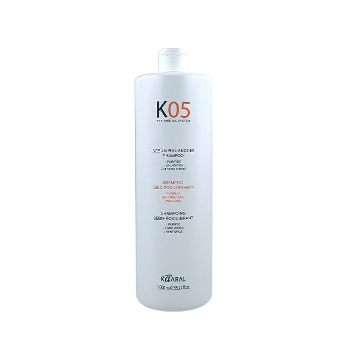 Image of Kaaral K05 Sebum Balancing Shampoo 1000ml