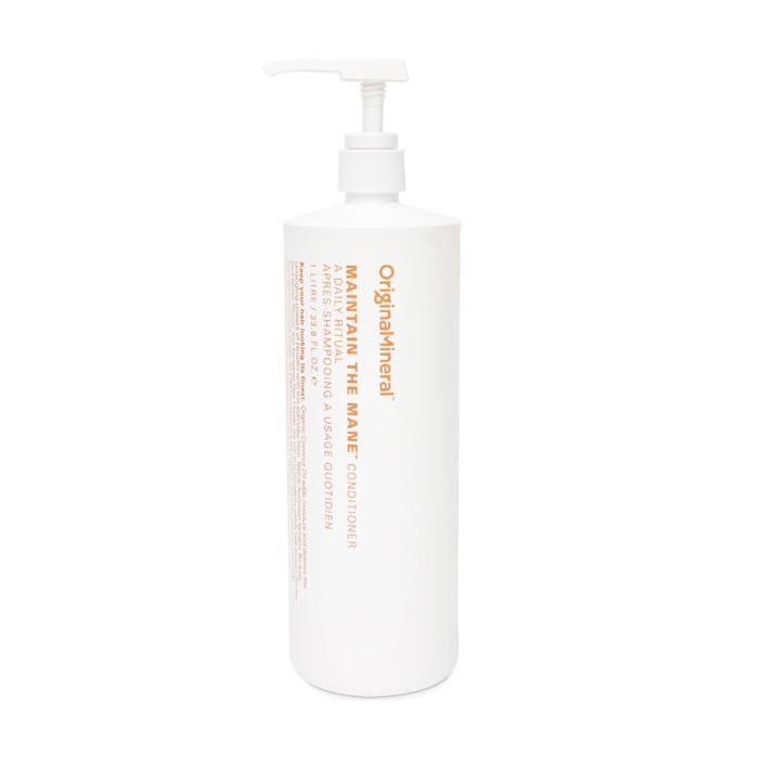 Image of O&M Maintain the Mane Conditioner 1000ml