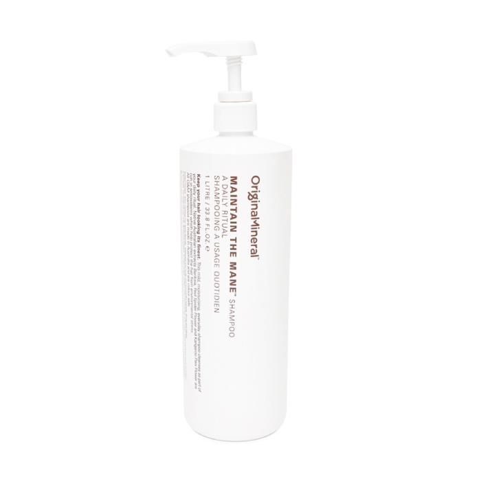 Image of O&M Maintain the Mane Shampoo 1000ml