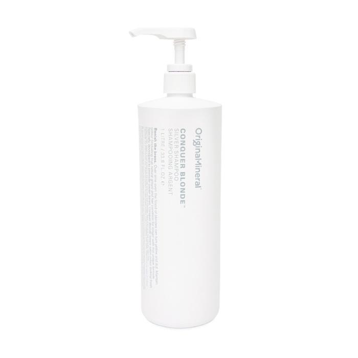Image of O&M Conquer Blonde Shampoo 1000ml