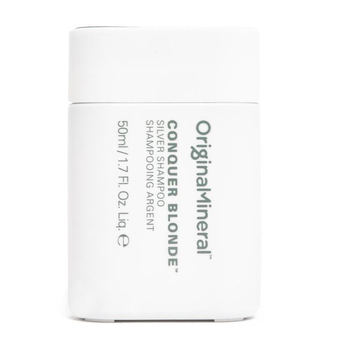Image of O&M Conquer Blonde Shampoo 50ml