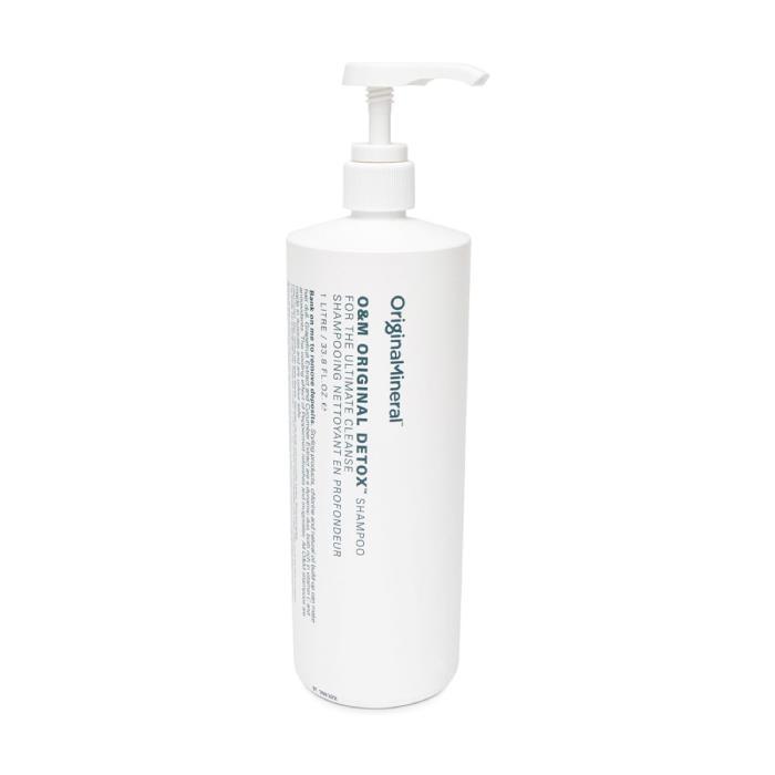 Image of O&M Original Detox Shampoo 1000ml