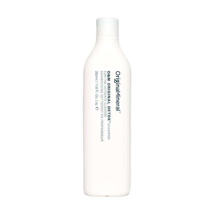 Image of O&M Original Detox Shampoo 350ml