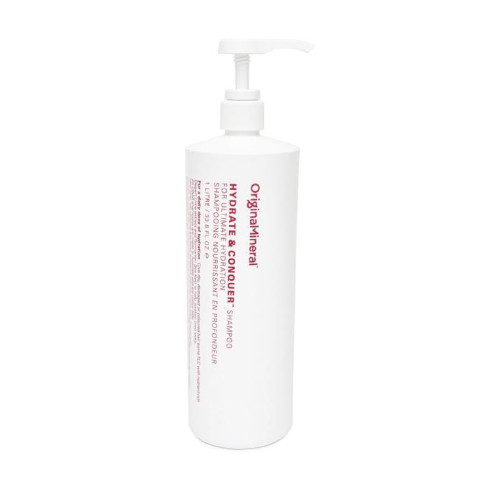Image of O&M Hydrate & Conquer Shampoo 1000ml
