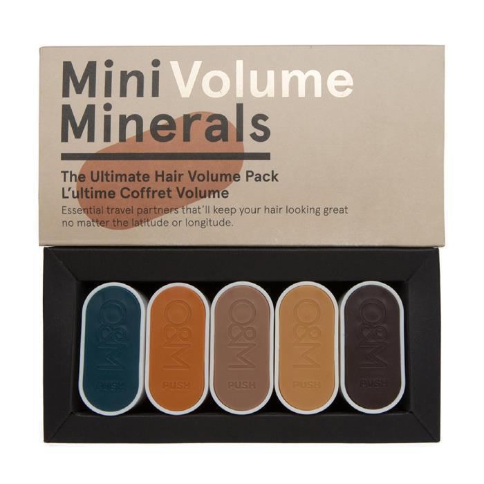Image of O&M Mini Minerals Volume Haircare Kit