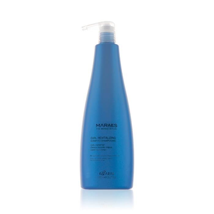 Image of Kaaral Maraes Curl Revitalizing Shampoo 1 Litre